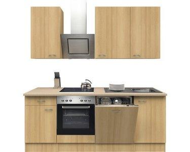 Kitchenette beuk 220cm HRG-01099