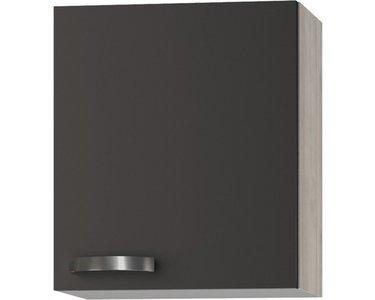 wandkast Faro Antraciet (BxHxD) 50,0x57,6x34,6 cm O506-9-23
