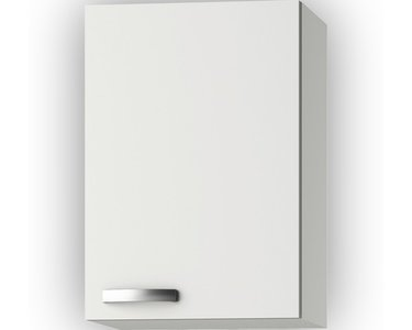 Wandkast Lagos White Glans (BxHxD) 40 x 57,6 x 34,6 cm OPTI-441