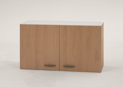 Bovenkast Beuken klassiek 50 100 cm 57,6 cm 57,6 cm O106-6-30