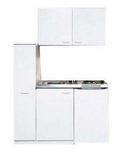 Kitchenette Wit 130cm  KIT-383