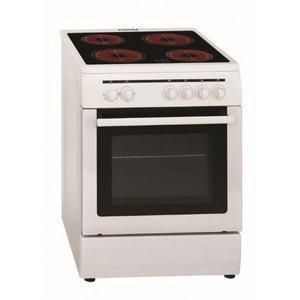 Vrijstaand fornous met keramische kookplaat en oven EH4-60 GK6 RAI-435