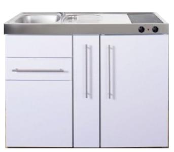 MP 120A Wit met apothekers la en koelkast RAI-9512