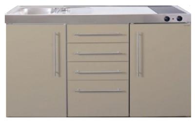 MPS4 150 Zand met koelkast en 4 ladekasten RAI-9536