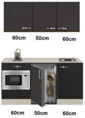 Keukenblok 170 cm