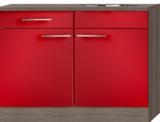 Keukenblok Imola 120cm met wandkasten RAI-5007_