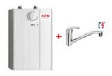 Onderbouw boiler AEG 5l incl lagedruk kraan RAI-1011_