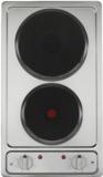 minikeuken 100cm wit-beuken met bovenkasten en e-kookplaat RAI-10012_