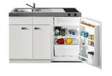 Pantry keuken 120cm x 60cm met keramische kookplaat RAI-5644_