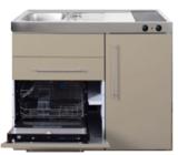 MPGS 120 Zand met vaatwasser en koelkast RAI-9595_