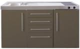 MPS4 150 Bruin met koelkast en 4 ladekasten RAI-9534_