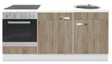 Keukenblok Eiken 180cm RAI-1049_