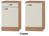 Keukenblok 160 cm Antraciet mat incl gas-kookplaat, afzuigkap, vaatwasser en magnetron RAI-11028_