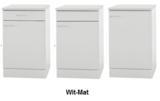 Kitchenette Wit 150cm met koelkast HRG-73101_