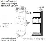 Combi inbouw magnetron-oven Exquisit EBM4543 RAI-855_