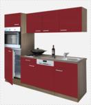 Rechte keuken 210cm incl app RAI-4300