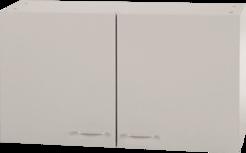 Bovenkast Klassiek 60 Wit, 100cm x 32 cm OPTI-33