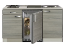 Studio keuken Vigo 150 cm incl. Inbouwapparatuur HRG-9341