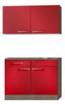 Keukenblok Imola 120cm met wandkasten RAI-505