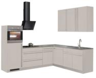 hoek keuken 260 x 220 cm incl inbouw apparatuur RAI-3411