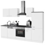Rechte keuken 210cm met inbouw apparatuur RAI-5422