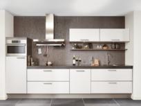 Rechte keuken 300cm incl inbouw apparatuur RAI-3377