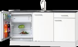 keukenblok 180cm met koelkast RAO-4419