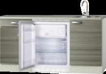 keukenblok 140cm incl de koelkast 50cm RAI-0987