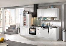 rechte keuken 300cm incl apparatuur RAI-543
