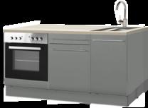 keukenblok 180cm incl oven RAI-5255