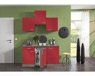 Kitchenette Imola Rood 150cm  HRG-43891