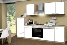 Keuken Compleet Wit 280cm CHI-01260