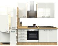 Keuken Pinto Wit 300cm HRG-21289
