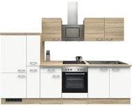 Keuken Sonoma Wit 300cm HRG-01149