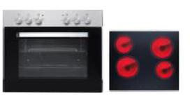 Oven kookplaat combinatie KIT-197