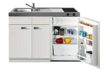 Pantry keuken 120cm x 60cm met keramische kookplaat RAI-5644