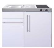 MK 90 Wit met koelkast en een la RAI-9511
