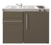 MK 90 Bruin met koelkast en een la RAI-9514