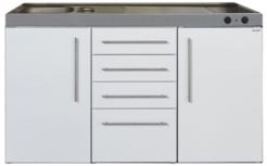 MPS4 150 Wit met koelkast en 4 ladekasten RAI-9531