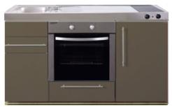 MPB 150 Bruin met koelkast en oven RAI-936