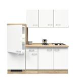 Keuken Zamora Wit 190cm HRG-6676