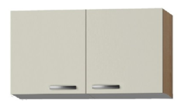 Bovenkast Klassiek 60 Cream, 100cm x 35 cm O500-6-OPTI-33
