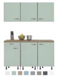 Keukenblok 150 Karat incl kookplaat en wandkasten RAI-920