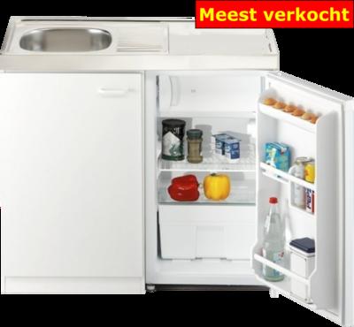 Keukenblok wit 100cm RAI-5261