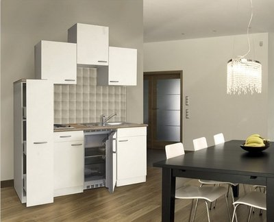 Kitchenette wit 180cm RES-5561