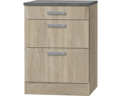 Kabinet Napels acacia-Decor (BxHxD) 60,0x84,8x60,0 cm HRG-3140