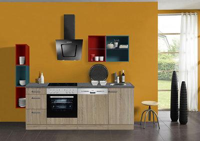 Keuken Neapel 210cm KT221E-9-1042