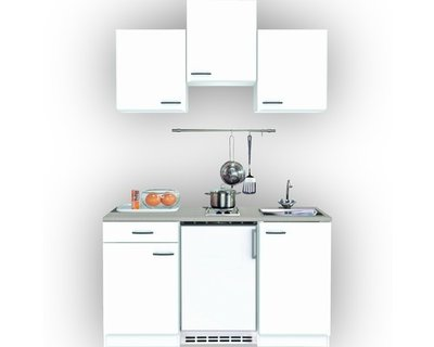 Kitchenette Wit 150cm  HRG-7399