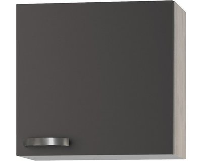 Wandkast Faro Antraciet (BxHxT) 60,0x57,6x34,6 cm O606-9-25
