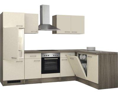 L-Keuken Acacia 280x170cm HRG-1489